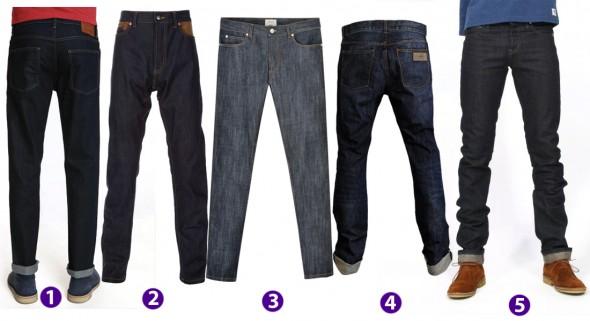 jeans bruts soldes