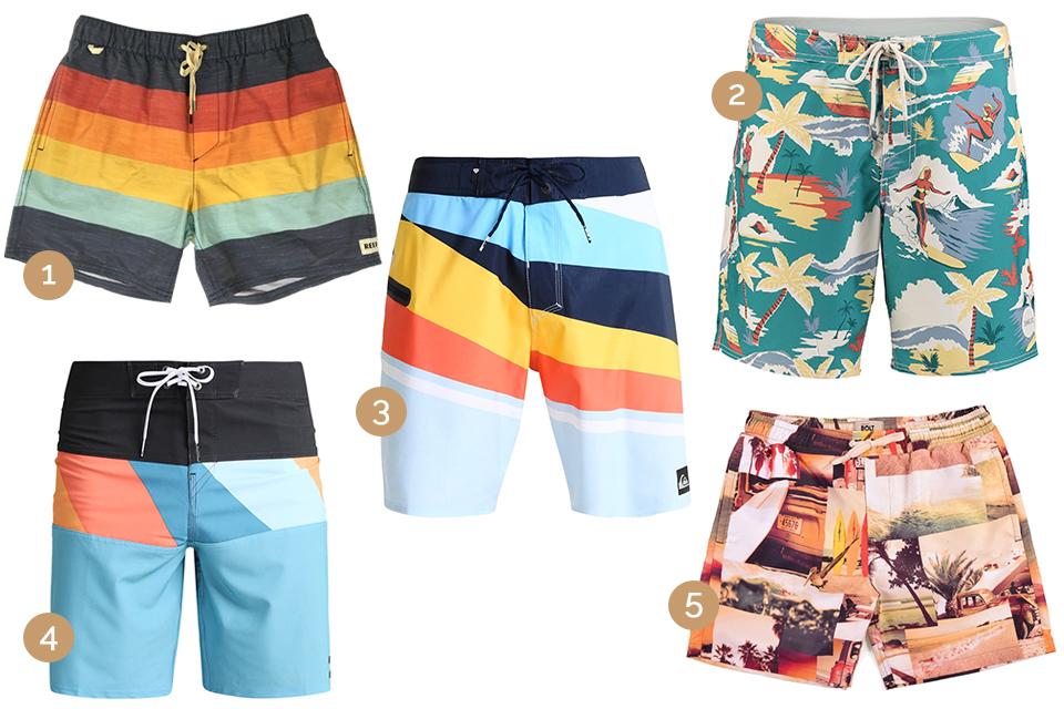 Boardshorts 2017