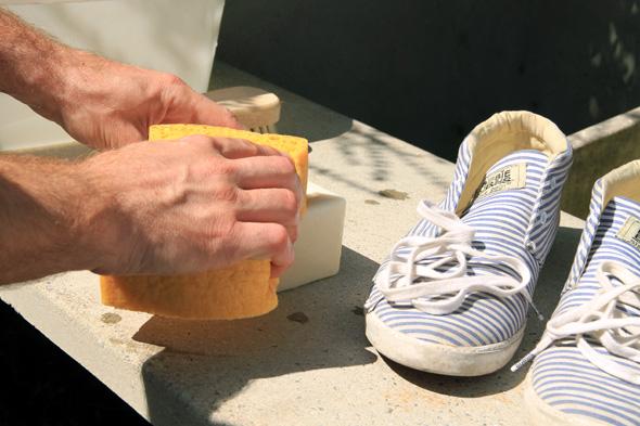 Peut on laver ses baskets en machine ? | Stylight