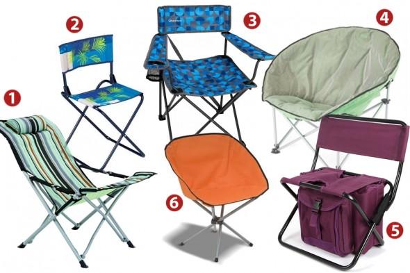 Le guide du parfait scout - Chaise de camping decathlon ...