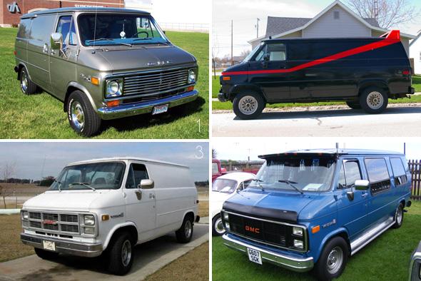 les plus beaux vans anciens. Black Bedroom Furniture Sets. Home Design Ideas