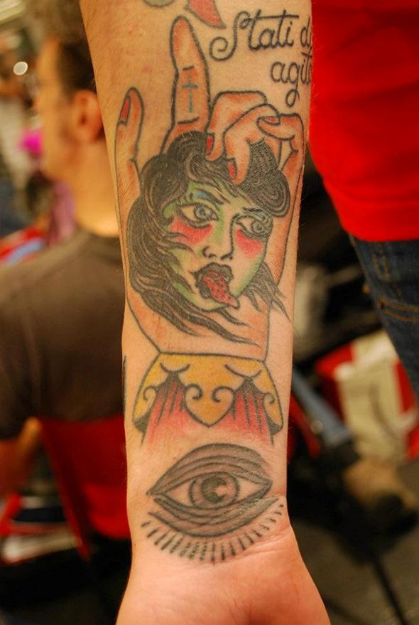 tatouage homme