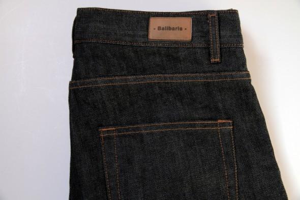 Etiquette Jeans Balibaris