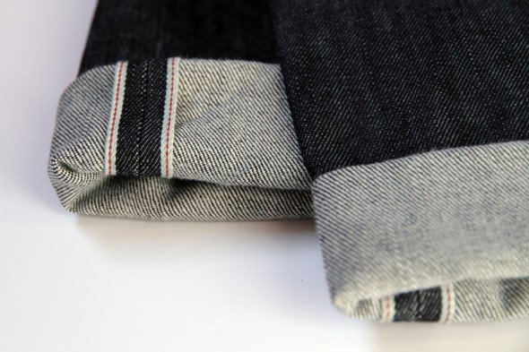 Jeans ourlets