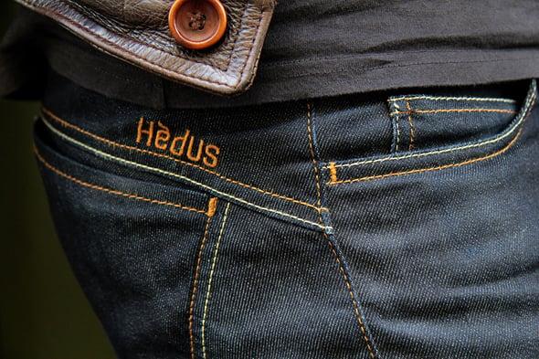 jeans hedus avis