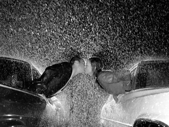 Kiss-rain