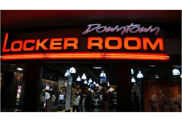 La Locker Room