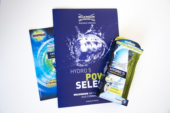 Wilkinson hydro 5 power select