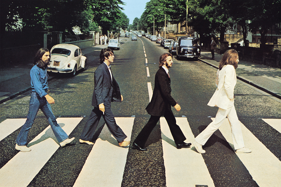 abbey road beatles clarks
