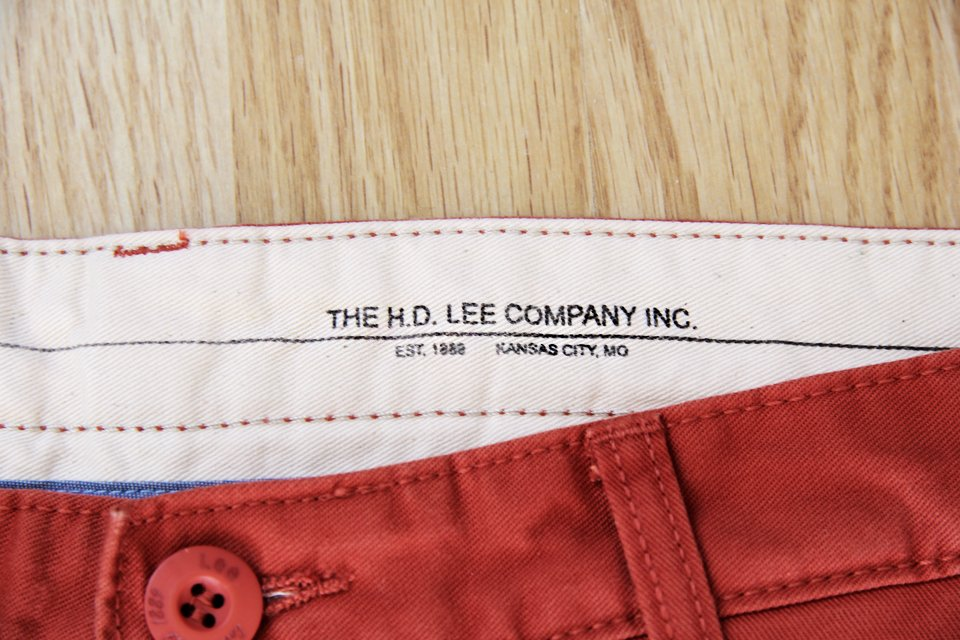 chino lee detail