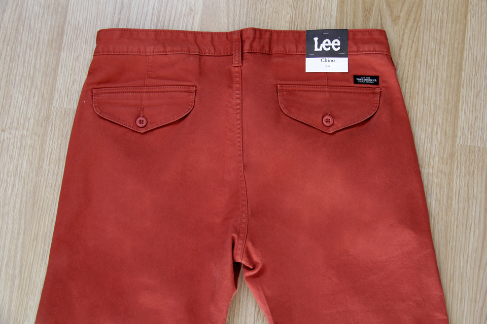 chino lee rouge