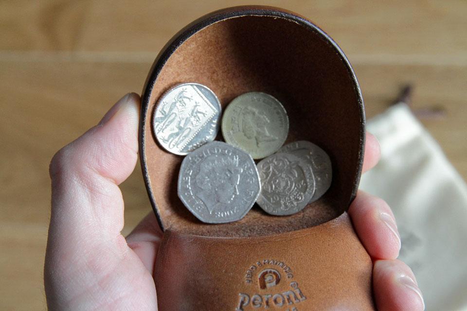 Porte-monnaie Peroni