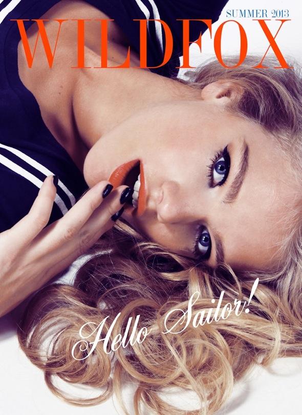 Valerie Van Der Graaf Wildfox-cover