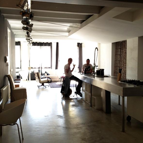 Le loft Airbnb