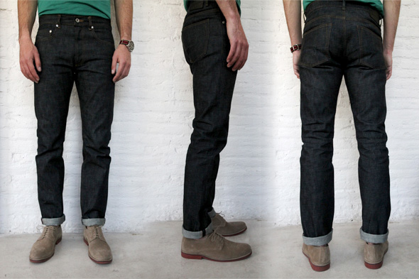 jeans renhsen fit