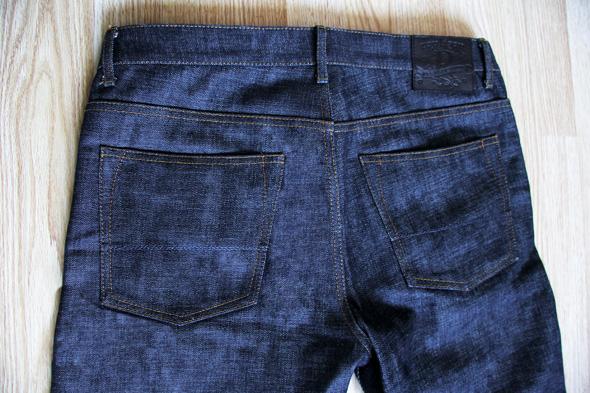 jeans renhsen poches