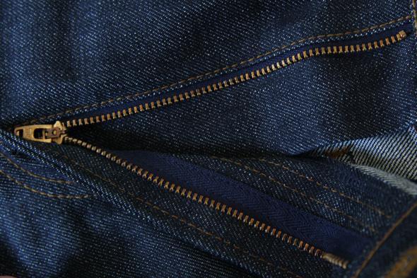 jeans renhsen zip ykk