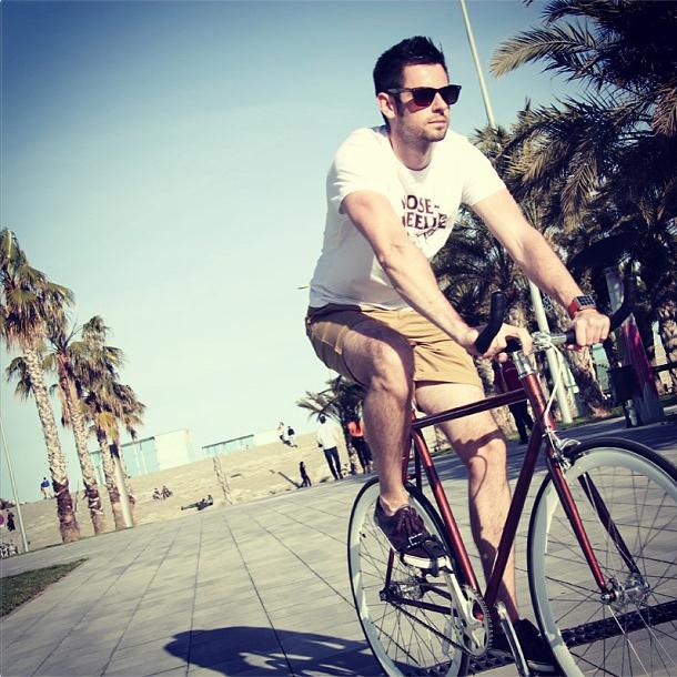 max a bicyclette bcn