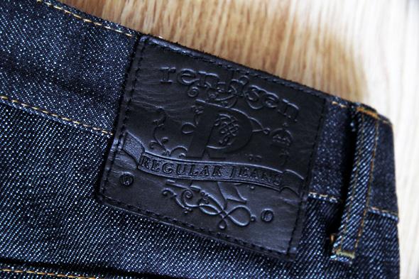 patch jeans renhsen