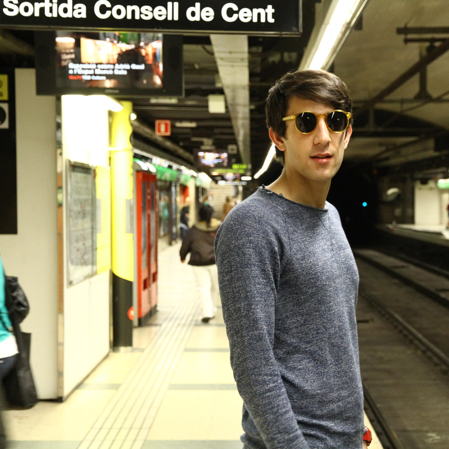 shooting métro