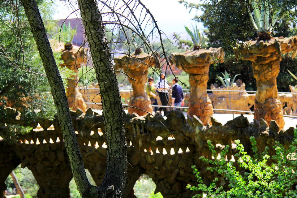 Parc_Guell-Pont