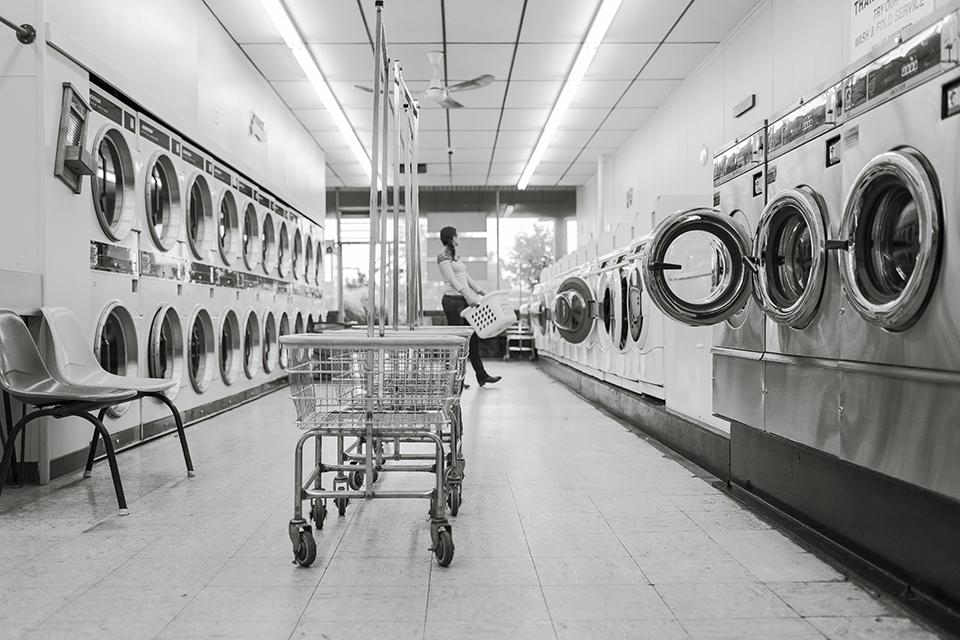 pressing lavage machine