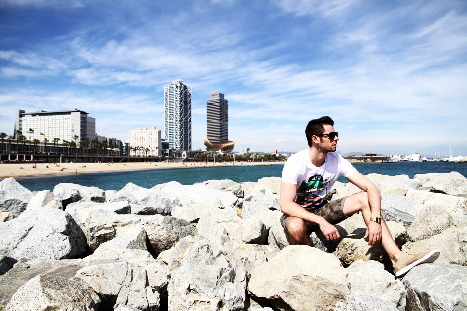 Barceloneta plage 11