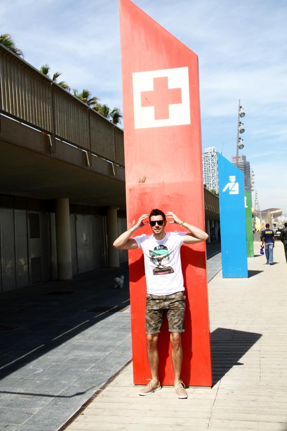 Barceloneta plage 3