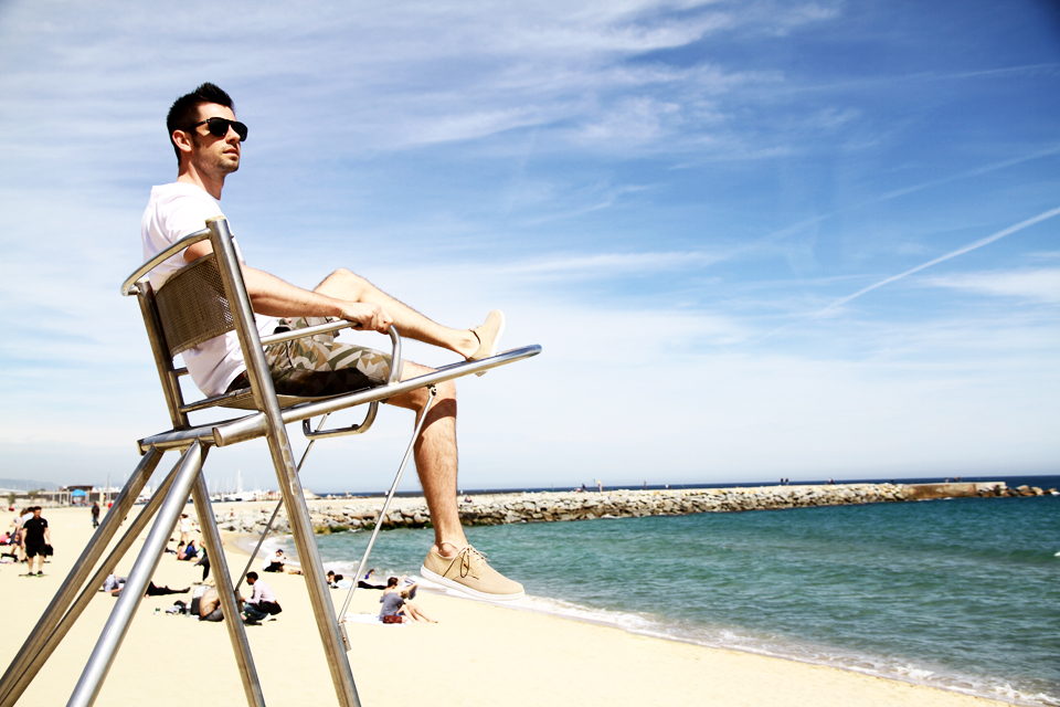Barceloneta  plage 4