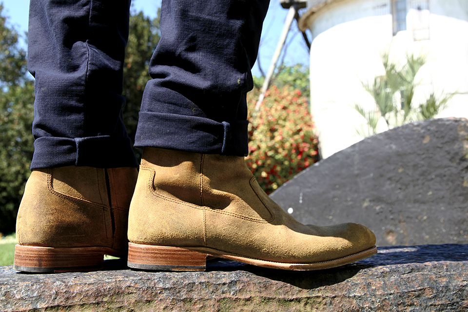 Boots Caulaincourt