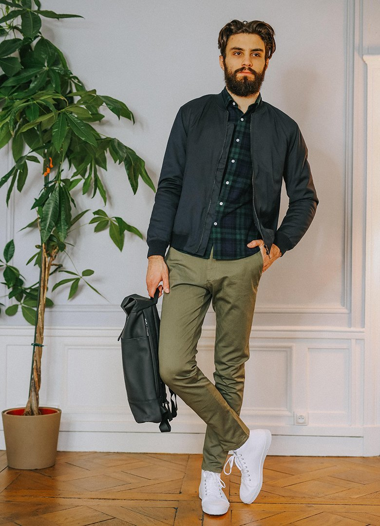 look grand casual silhouette2