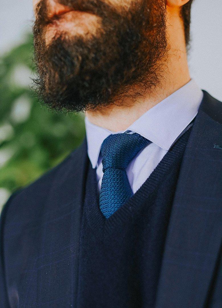 look grand focus cravate