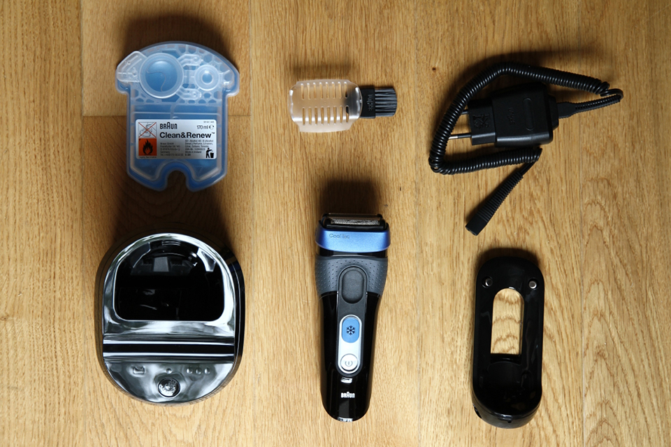 Braun CoolTec Kit