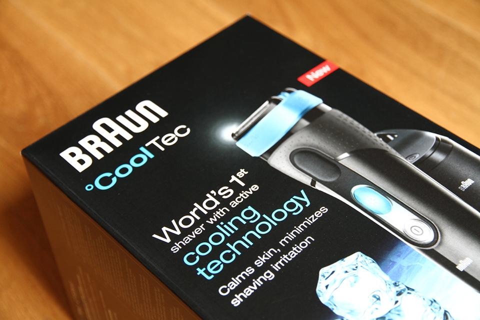 Braun CoolTec Emballage
