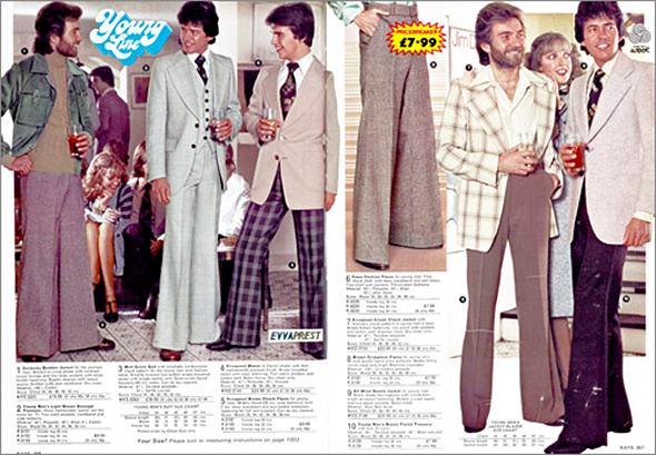 costume années 70