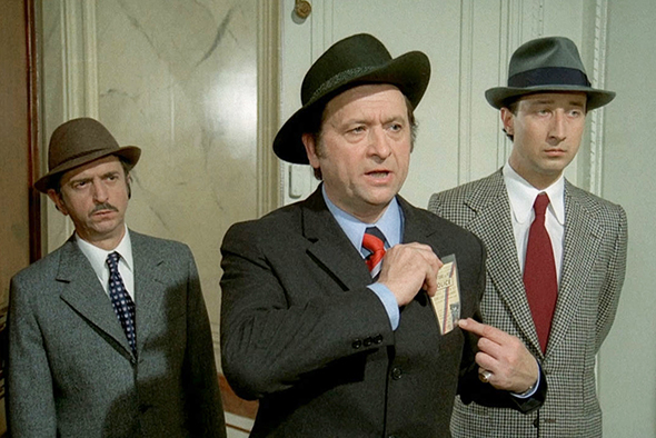 costumes années 70 rabbi jacob