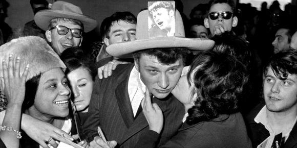 Johnny, le mec qui a importé le rock dans les années 60