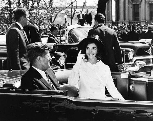 Le Couple Kennedy