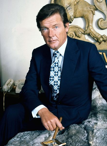 roger moore 1970s