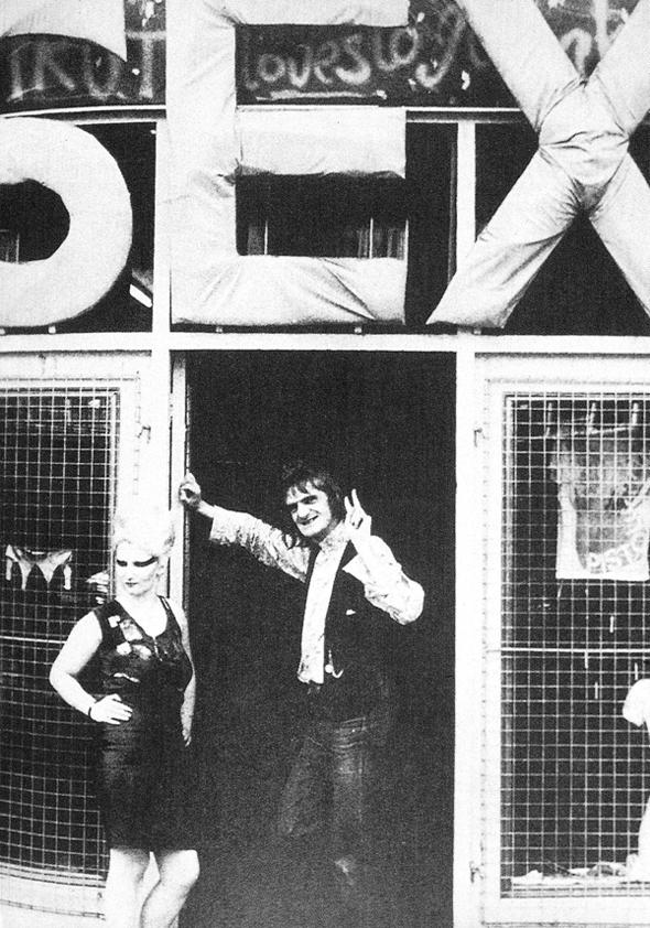 sex westwood mclaren 1970s