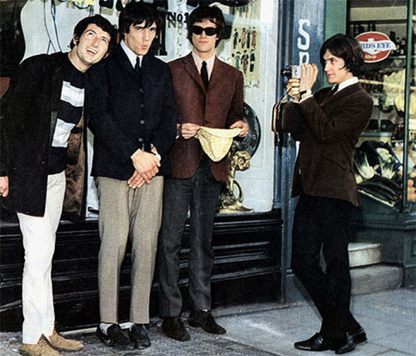 The Kinks, icones Mods