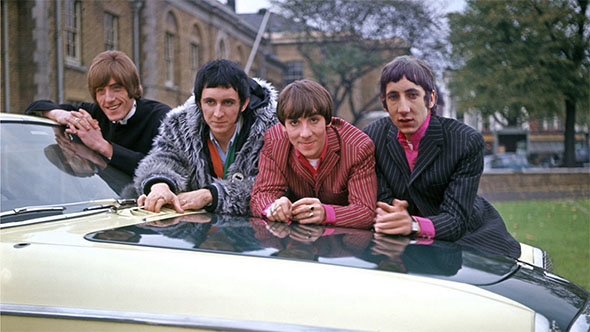 The Who, icones Mods