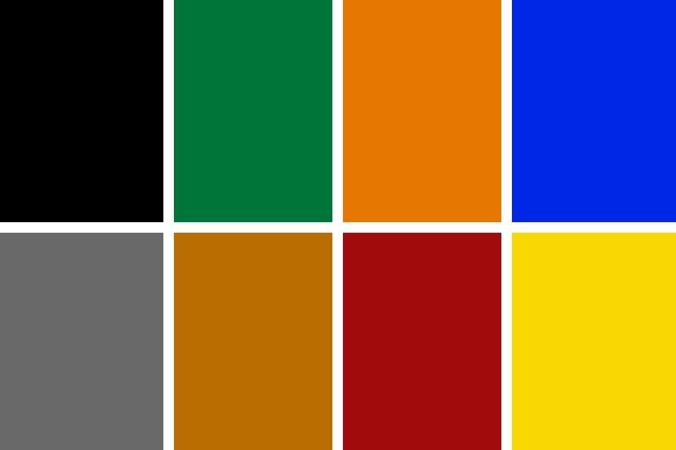 couleurs ah13