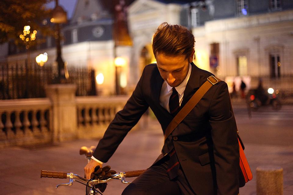 Tony vélo chic