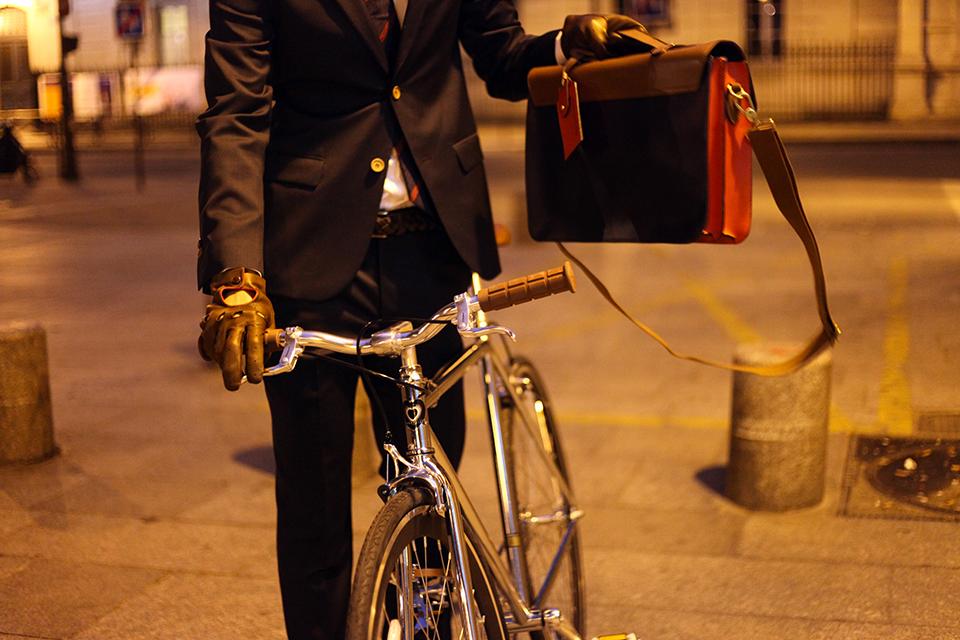 Tony vélo