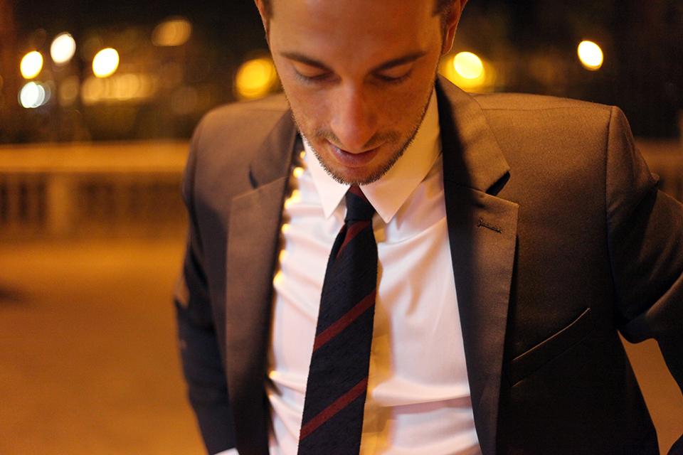 Tony portrait nuit