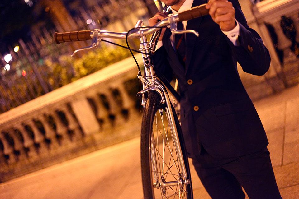 Tony vélo porté