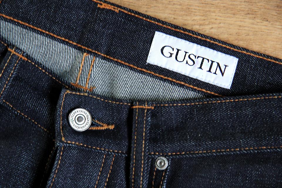 jeans gustin logo