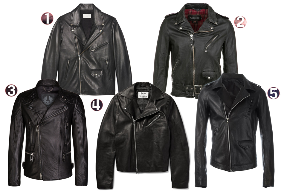 perfecto cuir luxe homme