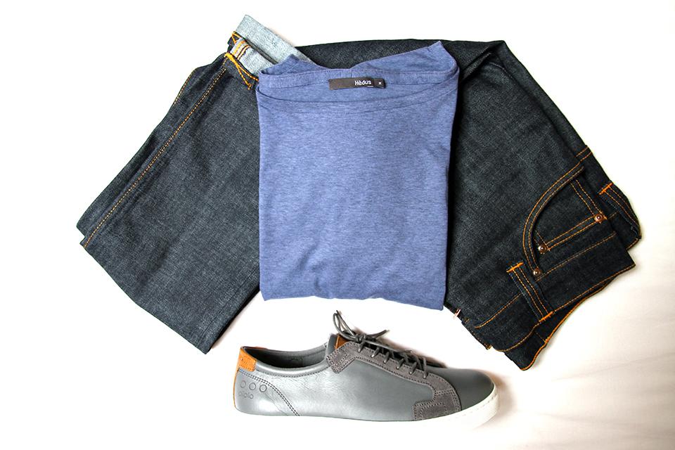 Piola jeans brut